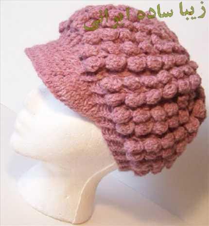 مدل کلاه برای دختران